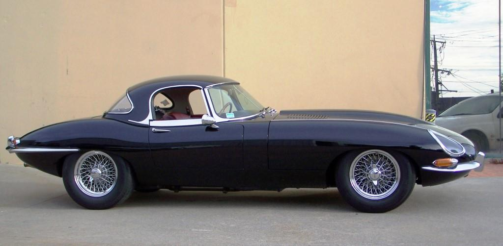 E-Type and a Heritage upgrade